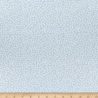 QT Fabrics Gnomesville Dots Light Grey