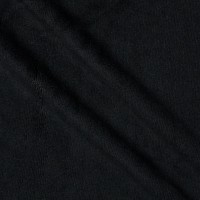 STOF France Bambou Terry Cloth Toweling Noir