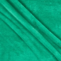 STOF France Bambou Terry Cloth Toweling Jade