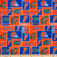 NCAA Florida Gators Box Minky