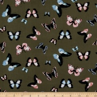 Fabtrends Rayon Soleil Butterfly Swat
