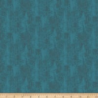 Clothworks Wild and Free Tonal Teal