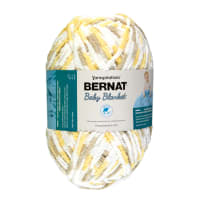 Bernat Baby Blanket Yarn (300g/10.5 oz), Chick & Bunnies
