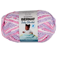 Bernat Baby Blanket Yarn (300g/10.5 oz), Pretty Girl