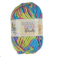 Bernat Baby Blanket Yarn (300g/10.5 oz), Jelly Beans