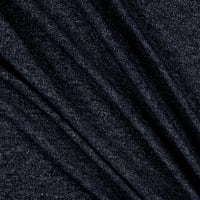 Fabric Merchants French Terry Two Tone Navy