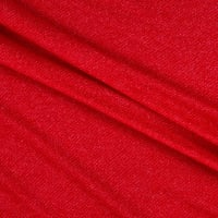 Fabric Merchants French Terry Two Tone Coral