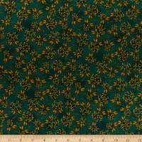 Henry Glass October Morning Meadow Teal