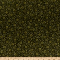 Henry Glass Plant Kindness Calico Green