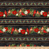 Wilmington Cardinal Noel Repeating Stripe Multi