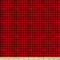 Wilmington Hot Cocoa Bar Gingham Red/Black