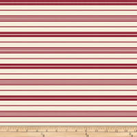 Comersan Fabrics France Woven Red