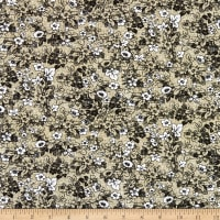 Michael Miller Fabrics Farm Fresh Meadow Fresh Khaki