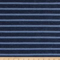 Splendid Apparel Rayon Spandex Textured Stripe Denim