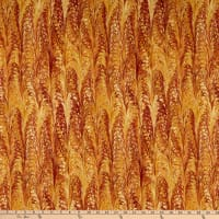 Northcott The Art of Marbling Marble 3 Boho Butterscotch