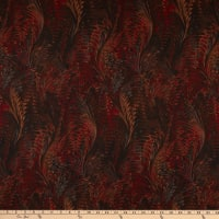 Northcott The Art of Marbling Marble 1 Scarlet Feather