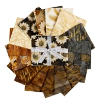 Kaufman Fat Quarter Bundles Autumn Beauties 15 Pcs Vintage