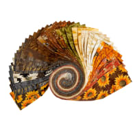 Kaufman Roll Ups Autumn Beauties 40pcs Autumn