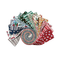 Kaufman Roll Ups Yuletide Bells 40 Pcs Holiday