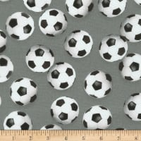 Kaufman Sports Life Soccer Balls Grey