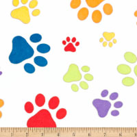 Shannon Studio Minky Cuddle Paws Primary