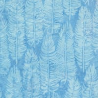 Island Batik Forget Me Not Vertical Feather Sky