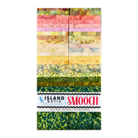 "Island Batik Smooch 2.5"" Strip Pack 40pcs Assorted"