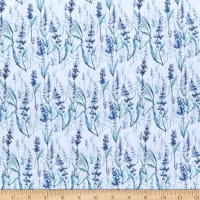 In The Beginning Digital The Leah Collection Lavender Light Blue