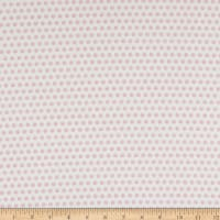 In The Beginning Fabrics Pretty In Pink Soft Dots Pink/White