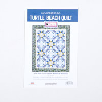 Maywood Studio Kit Turtle Bay Turtle Beach Quilt Kit Multi