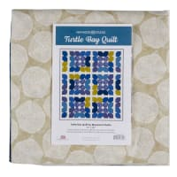 Maywood Studio Kit Turtle Bay Quilt Kit Multi