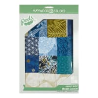 Maywood Studio Pod Turtle Bay Irish Chain Quilt Kit Multi