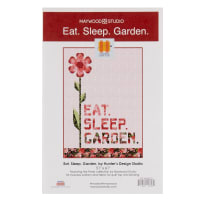 Maywood Studio Kit Prose Eat Sleep Garden Quilt Kit Multi