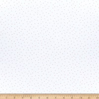 Maywood Studio Kimberbell Basics Tiny Dots White/Orange