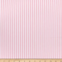 Maywood Studio Kimberbell Basics Mini Awning Stripe Pink