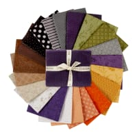 Maywood Studio Precut Kimberbell Basics Kim's Picks Fat Quarter Bundles Fall 21pcs Multi