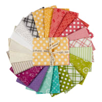 Maywood Studio Precut Kimberbell Basics Kim's Picks Fat Quarter Bundles Spring 21pcs Multi
