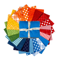 Maywood Studio Precut Kimberbell Basics Kim's Picks Fat Quarter Bundles Summer 21pcs Multi