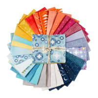 Maywood Studio Precut Moongate Fat Quarter Bundle 29pcs Multi