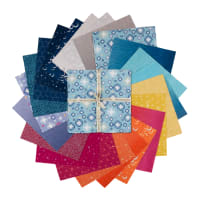 "Maywood Studio Moongate 10"" Squares 42pcs Multi"