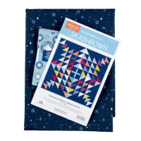 Maywood Studio Moongate Splashdown Quilt Kit Multi