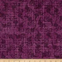 Maywood Studio Amour Tonal Paisley Plum