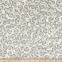 Maywood Studio Amour Scroll Grey