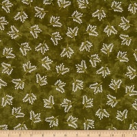 Maywood Studio Amour Sprigs Green
