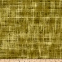 Maywood Studio Amour Plaid Texture Green