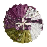 Maywood Studio Amour Fat Quarter Bundle 26pcs Multi