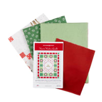 Maywood Studio Warm Wishes Quilt Kit Multi