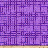 Points Of Hue Squares With Dots Purple