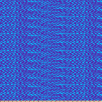 Points Of Hue Wavy Lines Purple