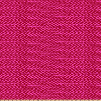 Points Of Hue Wavy Lines Red